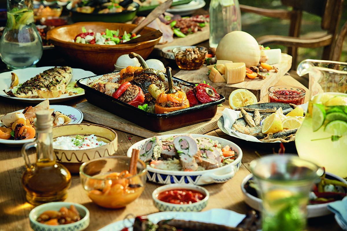 Za purvi put Balkanskata kuhnya vliza v Lidl v Evropa