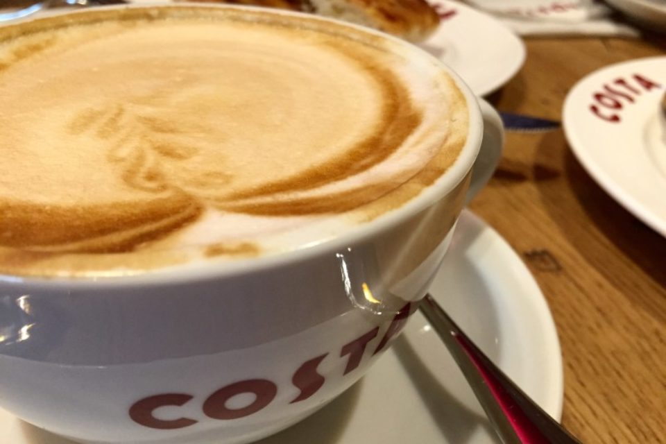 Coca-Cola купува кафе веригата Costa за $5 млрд.