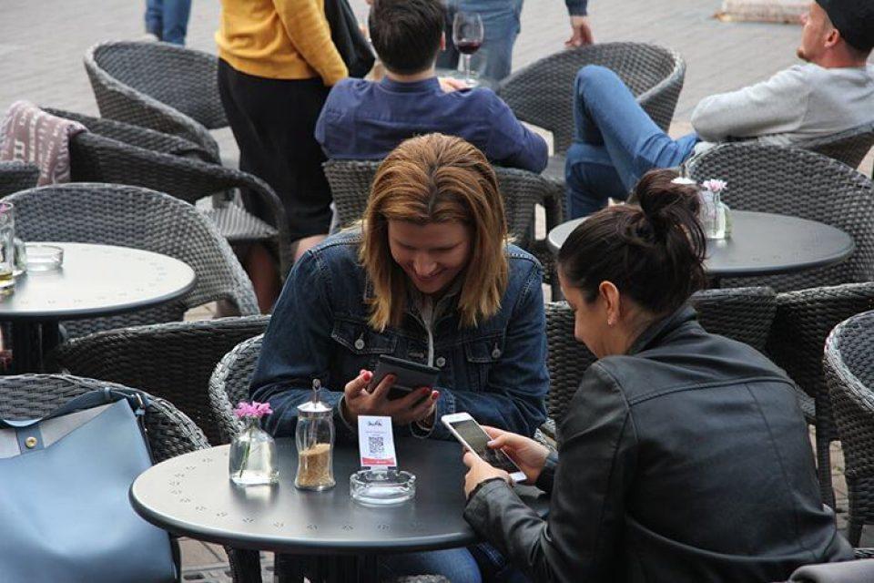 Българи създадоха дигитално меню за заведения, което улеснява спазването на дистанция
