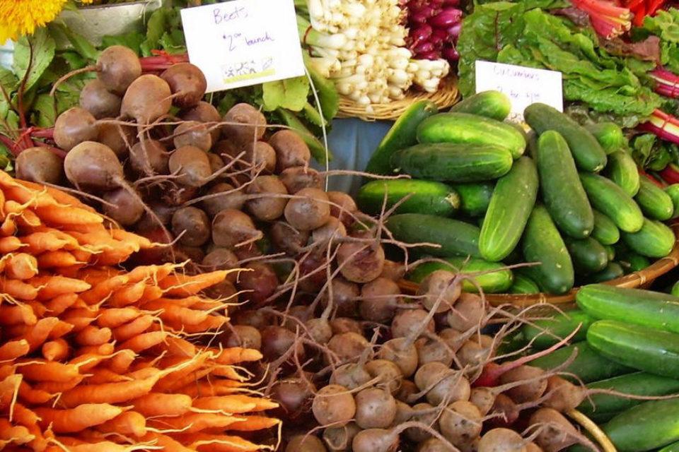 В центъра на София се проведе фермерски пазар